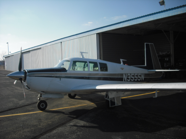1967 Mooney M20F **SOLD** - R&R Unlimited INC