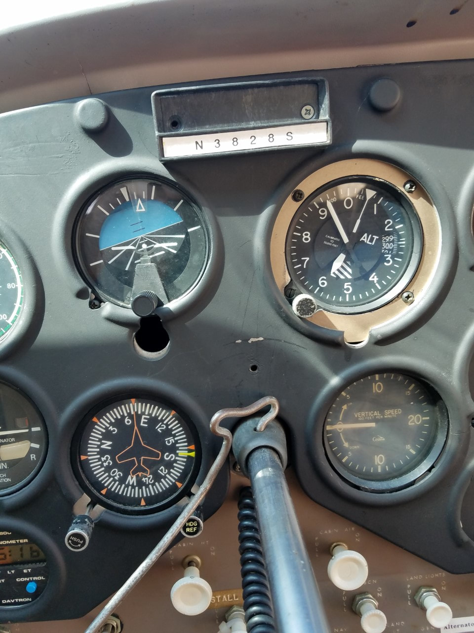 1964 Cessna 172 $18,500 **SOLD** - R&R Unlimited INC